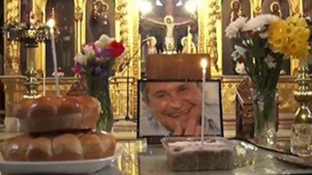Роднини и приятели почетоха паметта на журналиста Милен Цветков