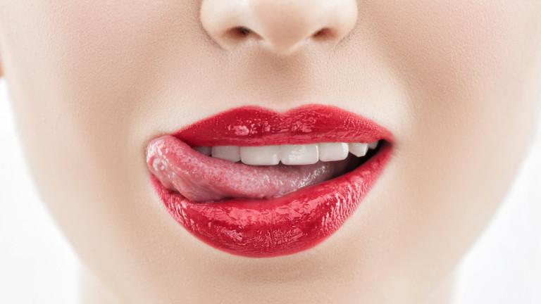 Защо се напукват устните?