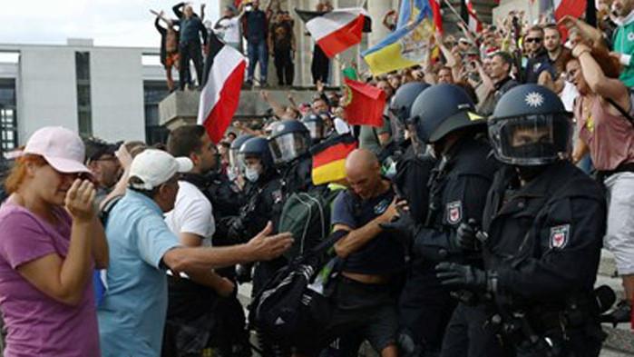 Съд забрани протести срещу COVID мерките в 2 германски града