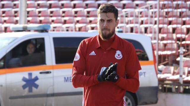 Юрич е единственият с коронавирус в ЦСКА