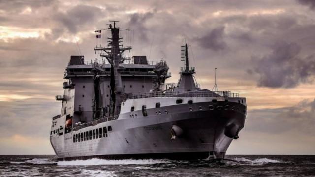 Британия праща бойни кораби в Черно море