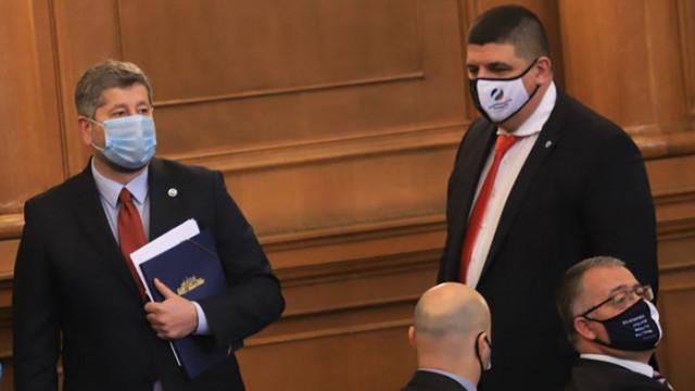 Иво Мирчев: Наблюдаваме жалко поведение и безславен край на Борисов
