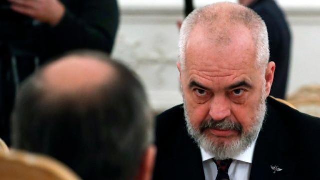 България блокира РС. Македония заради свои интереси, убеден премиерът на Албания