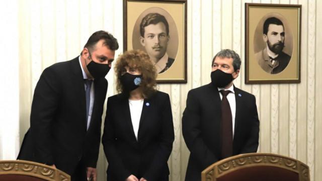 ИТН отново без Трифонов: Тошко Йорданов благодари на Радев и не каза нищо