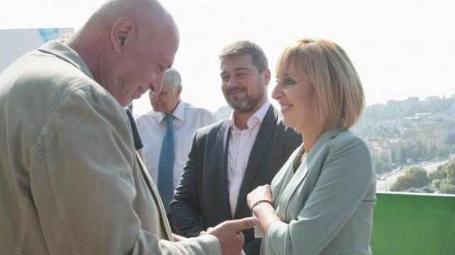 """Максим Генчев от """"Мутри вън"""" сплашва журналистката Бойка Атанасова"""