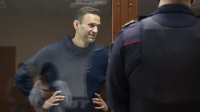 Алексей Навални е бил преместен в затворническа болница