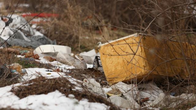 Сигнал за незаконно сметище вдигна прокуратурата в Кюстендил на крак