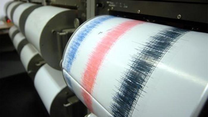 Земетресение с магнитуд 4,4 бе регистрирано днес в Егейско море,