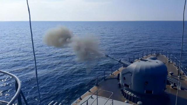 Поредна натоварена седмица на подготовка във ВМС
