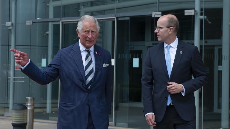 Шпионин номер 1 на Великобритания предупреди Запада за Китай