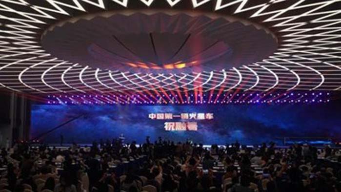 Китай обяви името на първия си марсоход