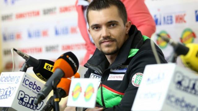 Алберт Попов: Продължавам да работя усилено и се надявам скоро да стигна до почетната стълбичка