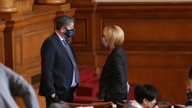 Новите партии в парламента блокират помощите от 50 лв. за пенсионерите