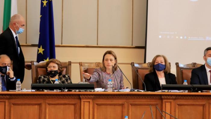 Свика се Председателски съвет Парламентът не прие седмичната си програма