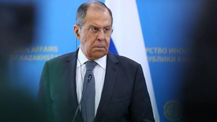 Руският външен министър Сергей Лавров каза днес, че отношенията между