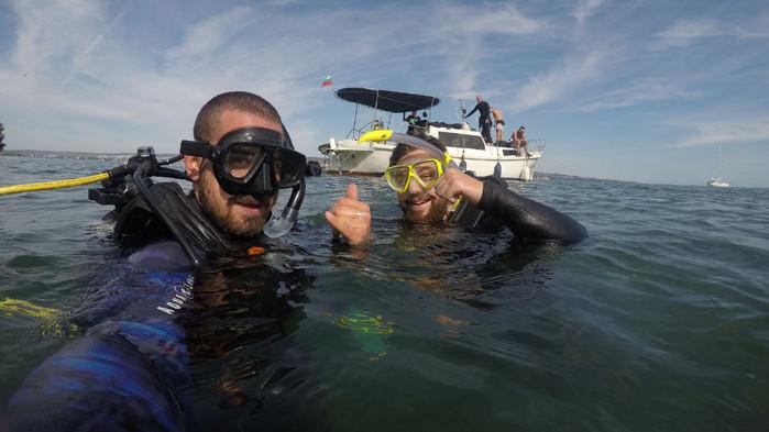 """Морски клуб """"Приятели на морето"""" – Варна приключи работата по  проект """"Морска академия 2019-2020"""""""