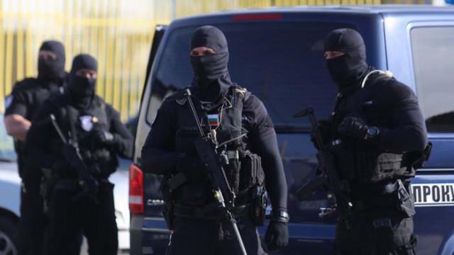 Спецоперация срещу наркоразпространението и битовата престъпност в Сандански