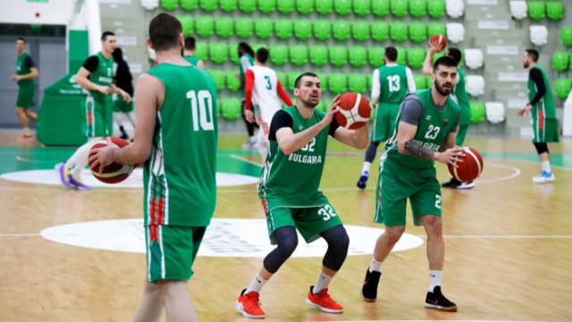 България изтегли тежък жребий за Евробаскет 2022