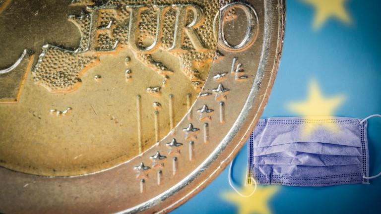Затегнатите мерки срещу здравната криза в редица части на еврозоната
