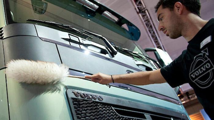 Daimler и Volvo с революционна водородна технология за товарни камиони