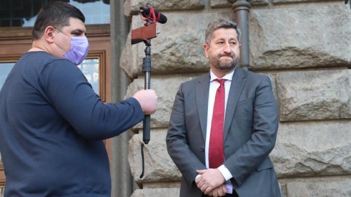 Христо Иванов обясняваше,че няма да подкрепи разширяване правомощията на президента