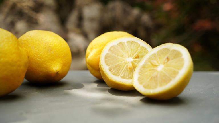 Лимонът е един от най-ценните храни за нашето здраве, а