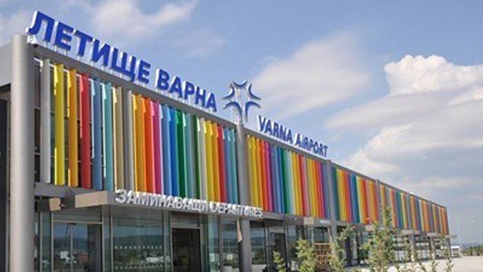 Летище Варна чака първите си чартъри с туристи тази събота