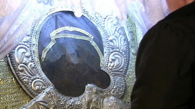 Литийно шествие от Бачковски манастир до Клувията с Чудотворната икона