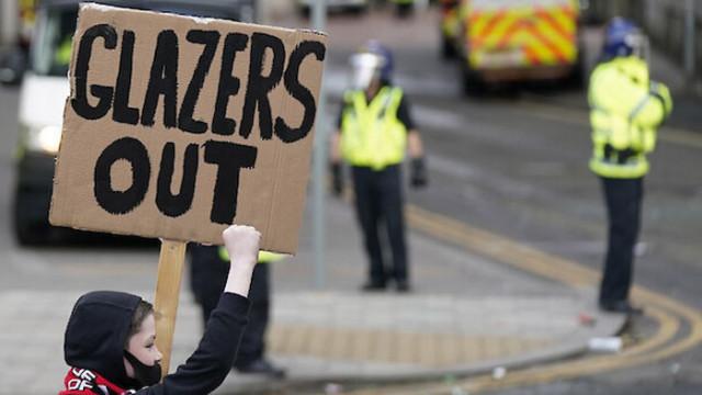 Рой Кийн за протеста: Това е само началото