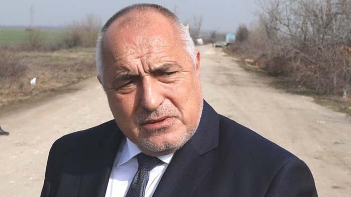 Борисов призова симпатизантите на партията да не следват призиви за протести