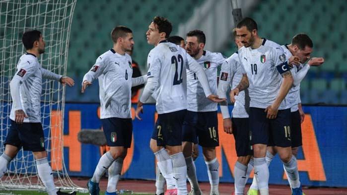 Ваксинираха италианските национали преди Евро 2021