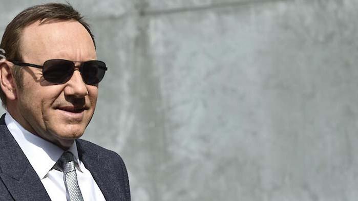 Оттеглиха обвинение срещу Кевин Спейси
