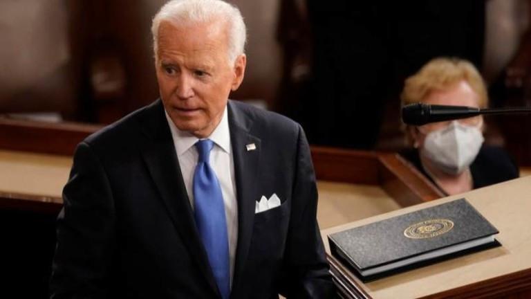 Президентът Джо Байдънпостави нова целпоне една доза от ваксина срещу