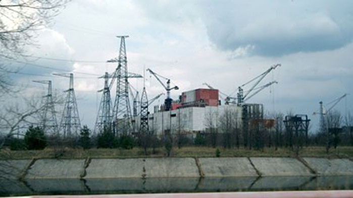 Чернобилското мляко направено на кашкавал