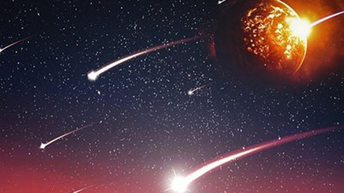 Пикът на метеорния поток Аквариди за тази година ще е