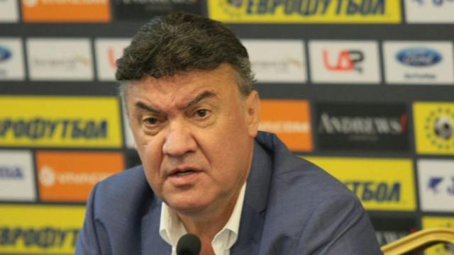 ФИФА и УЕФА питат БФС: Как точно се завърна Борислав Михайлов?