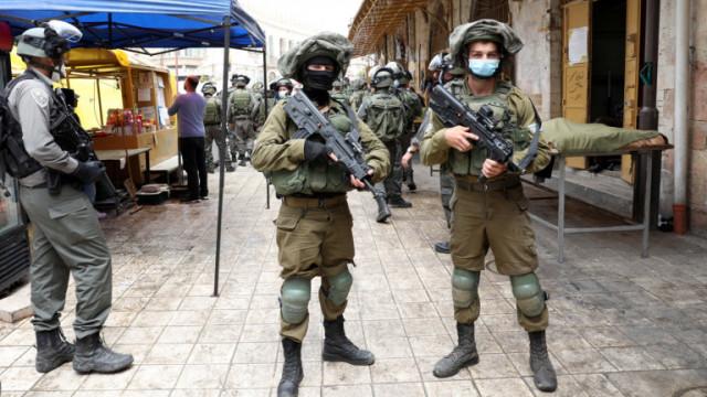 Сблъсъци и арести след протести срещу анексията на Западния бряг
