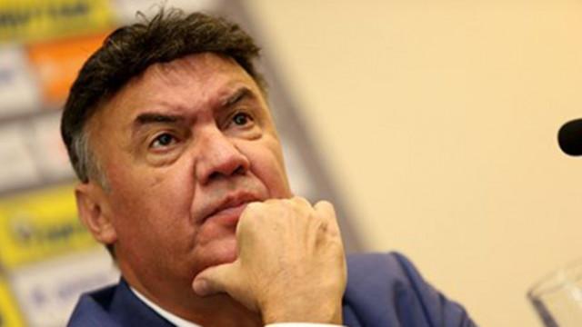 Търговският регистър отказа да впише Борислав Михайлов в БФС