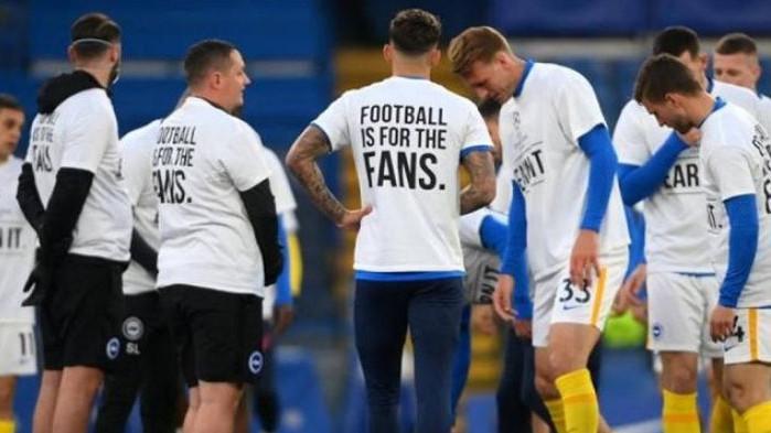От Футболната асоциация обмислят сериозни наказания за 12-те клуба, които