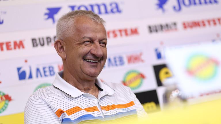Собственикът на Локомотив (Пд) Христо Крушарски обеща добри новини за
