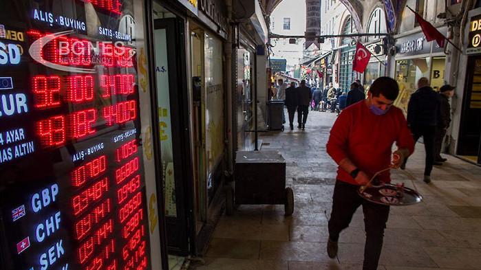 Турският финансов министър Лютфи Елван заяви, че очаква Турция да