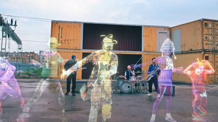 """""""Coldplay"""" с първата в света музикална премиера в космоса (ВИДЕО)"""