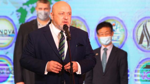 Кралев даде старт на Европейската олимпийска квалификация по таекуондо