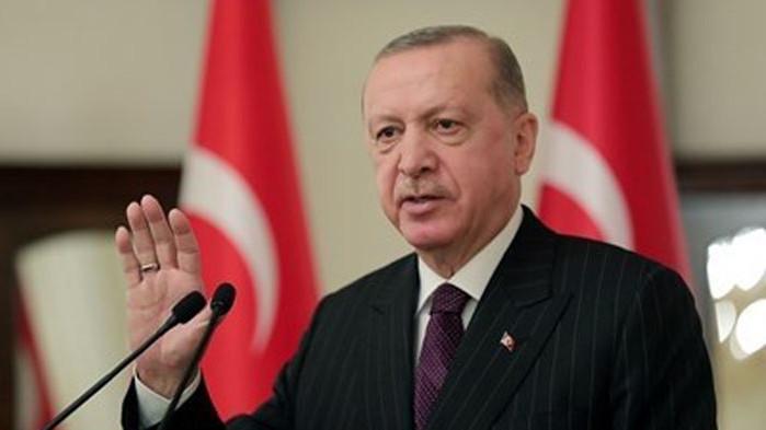 Турският президент Реджеп Тайип Ердоган заяви отново, че когато турската