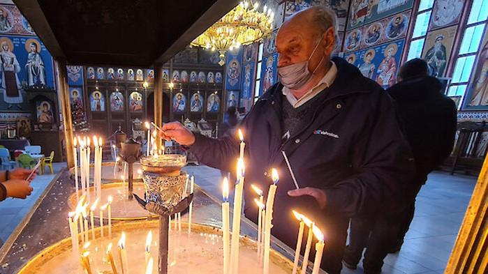 На шестия ден от Светлата седмица след Великден православните християни