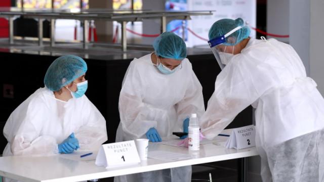 """Стартира най-големият """"ваксинационен маратон"""" в Румъния"""