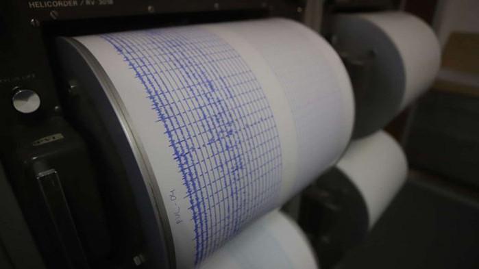 Трусът е бил с магнитуд 2,5 по Рихтер Слабо земетресение