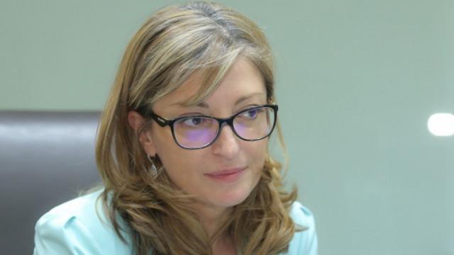 Захариева към украинския си колега: Зачитайте правата на българското малцинство в Украйна