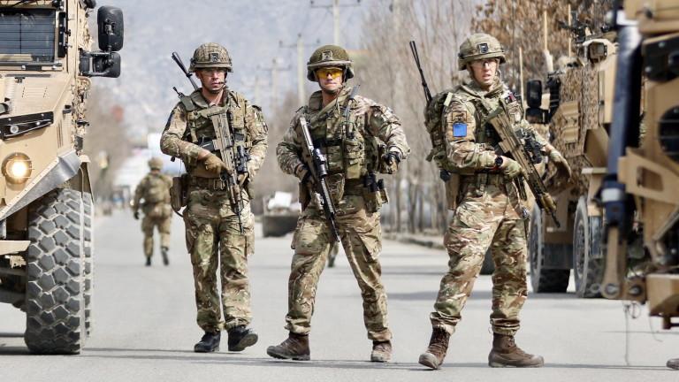 САЩ могат да преместят войските, изтеглени от Афганистан, в страни