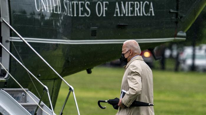 Президентът на САЩ ДжоБайдън ще се присъедини към виртуална среща